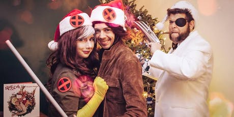 Cosplay for the Holidays tickets