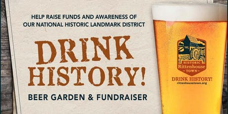 Drink History! tickets