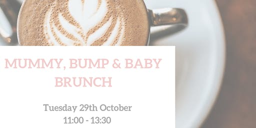 Mummy, Bump & Baby Brunch