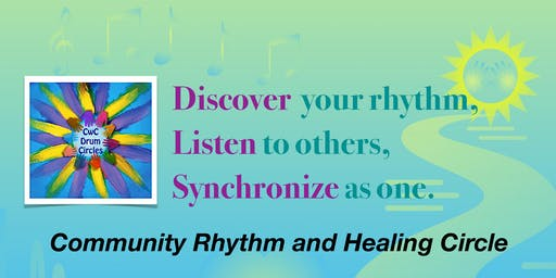 Community Rhythm and Healing Circle - Fundraiser for Nancy Cote