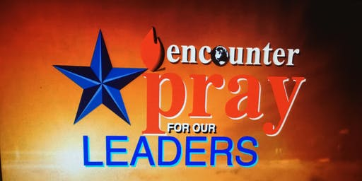 Pray for our Leaders 2019