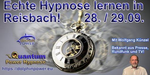 Grundseminar Hypnose inkl. Quantum Power Hypnose® mit Wolfgang Künzel