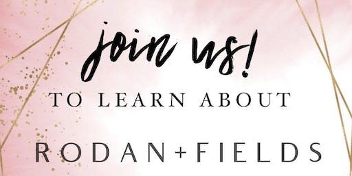 New Opportunities with Rodan+Fields!