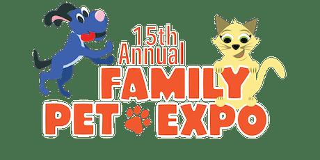 Family Pet Expo tickets