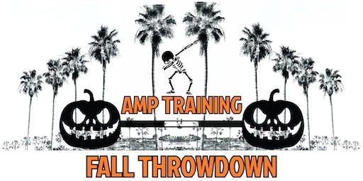 Amp Training Fall Throwdown