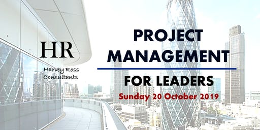 Project Management for Leaders