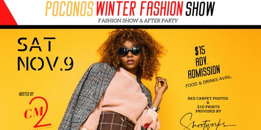 Poconos Winter Fashion Show