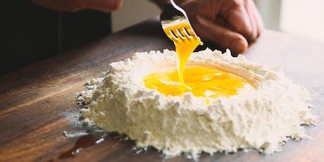 Homemade Pasta Demonstration at Aurora Cooks!  6:00 PM tickets