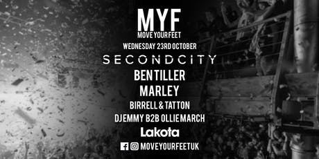 MYF w/ Secondcity tickets