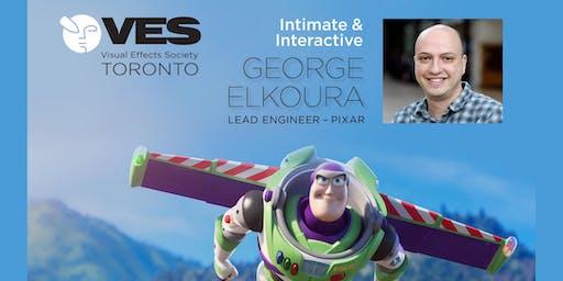 Introduction to USD - Intimate & Interactive - George Elkoura - Pixar