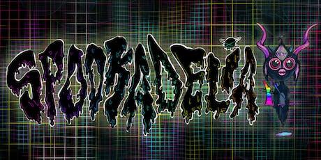 Spookadelia: A Spooky Immersive (Tuesday Tickets) tickets