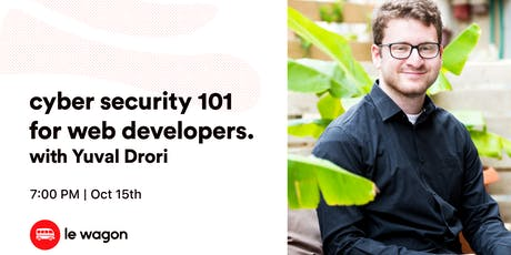 Cyber Security 101 for Web Developers tickets
