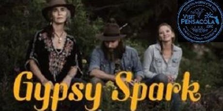 Concert in the Park with Gypsy Spark tickets
