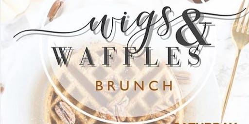Wigs & Waffles Brunch