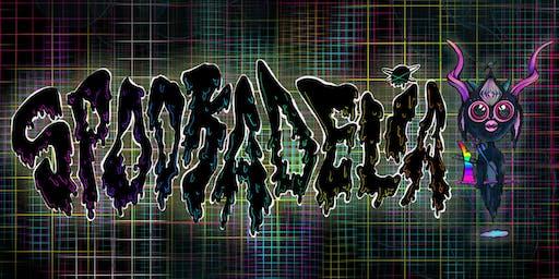 Spookadelia: A Spooky Immersive (Saturday Tickets)