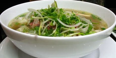 Vietnamese three course set meal - Bring your own alcohol no corkage fees tickets