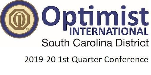 SCOD 2019-20 1st Quarter Conference