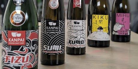 World Sake Day - Free tasting at Kanpai brewery tickets