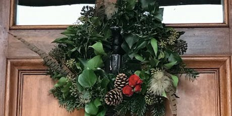 Project Factory: Christmas Wreath Making tickets