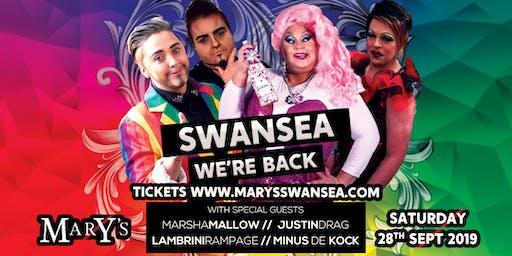 Mary's Swansea // Part 4