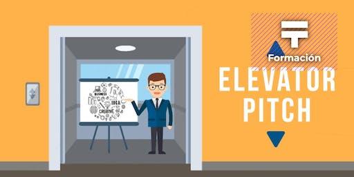 Curso - Elevator pitch: véndete en 60 segundos | Talentia Summit '19
