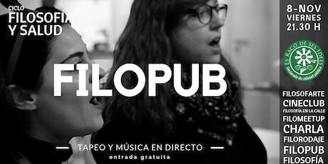 FiloPub: Tapeo y música en directo entradas