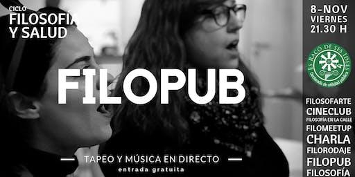 FiloPub: Tapeo y música en directo