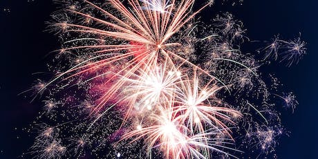 Relaxed Fireworks! tickets