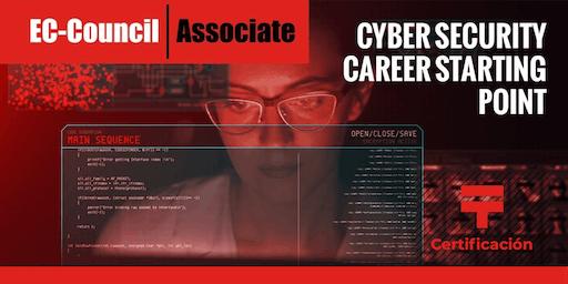 Certificación de EC-Council, Ethical Hacking Associate| Talentia Summit '19
