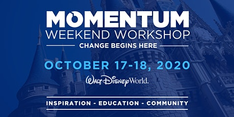 Momentum Workshop Weekend 2020 tickets