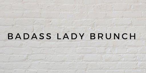 Badass Lady Brunch