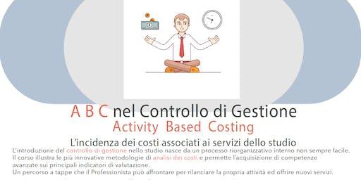 Activity Based Costing nel Controllo di Gestione