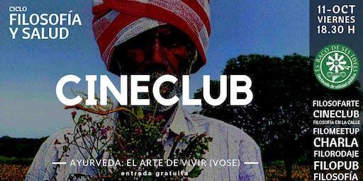 Cineclub: Ayurveda, el arte de vivir (VOSE)