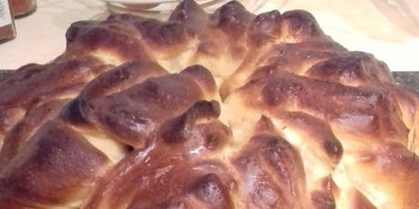 Learn to make brilliant bread - Christmas Bread tickets