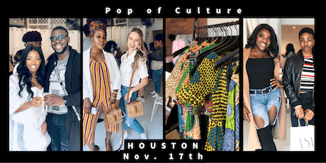 Pop of Culture Popup - Houston tickets