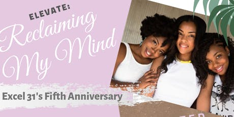 Elevate: Reclaiming My Mind tickets