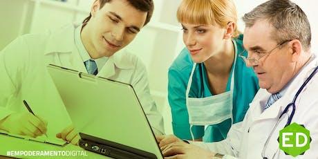 Curso de Marketing para Profissionais de Saúde (seguindo o Código de Ética) ingressos