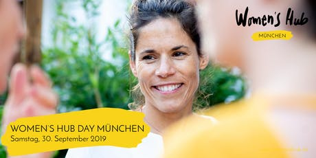WOMEN'S HUB DAY MÜNCHEN 30. November 2019 Tickets