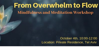 From Overwhelm to Flow