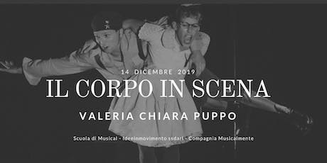Il Corpo in Scena tickets