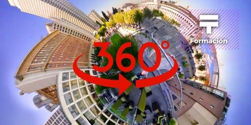 Curso de Fotografía en 360°  | Talentia Summit '19