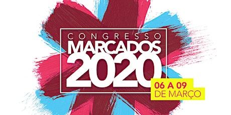 CONGRESSO MARCADOS 2020 ingressos
