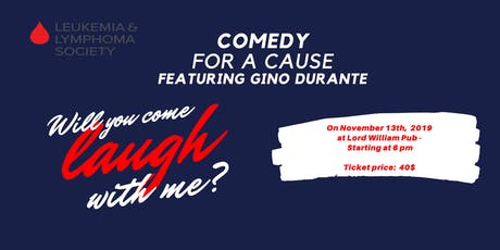 Comedy for a Cause - Rire pour la cause  billets