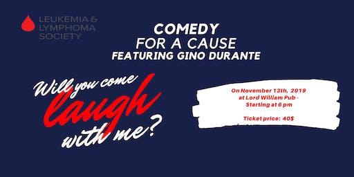 Comedy for a Cause - Rire pour la cause
