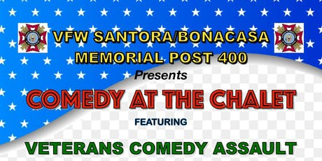 Comedy at the Chalet tickets