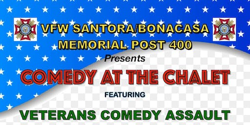 Comedy at the Chalet