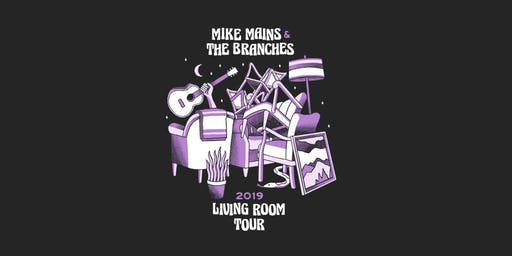 Mike Mains & The Branches Living Room Tour -Ludington, MI