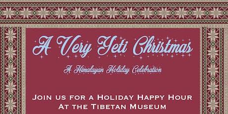 A Very Yeti Christmas tickets