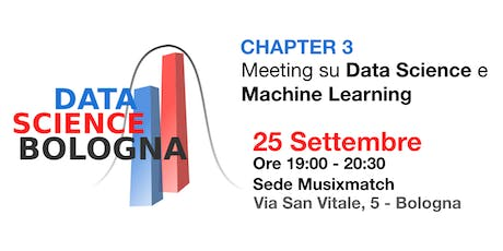 Meeting su Data Science e Machine Learning biglietti