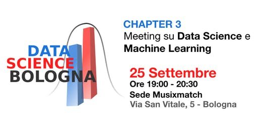 Meeting su Data Science e Machine Learning
